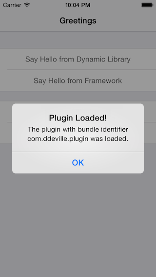 Plugin Loaded!